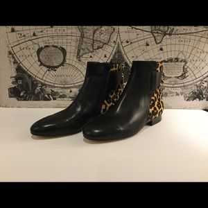 MICHAEL KORS MIRA Ankle Boots Size 9.5M NWOT